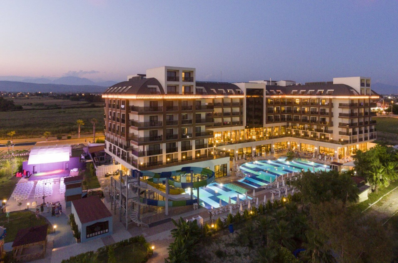 Side Glamour Resort Hotel Amp Spa For A Privileged Vacation